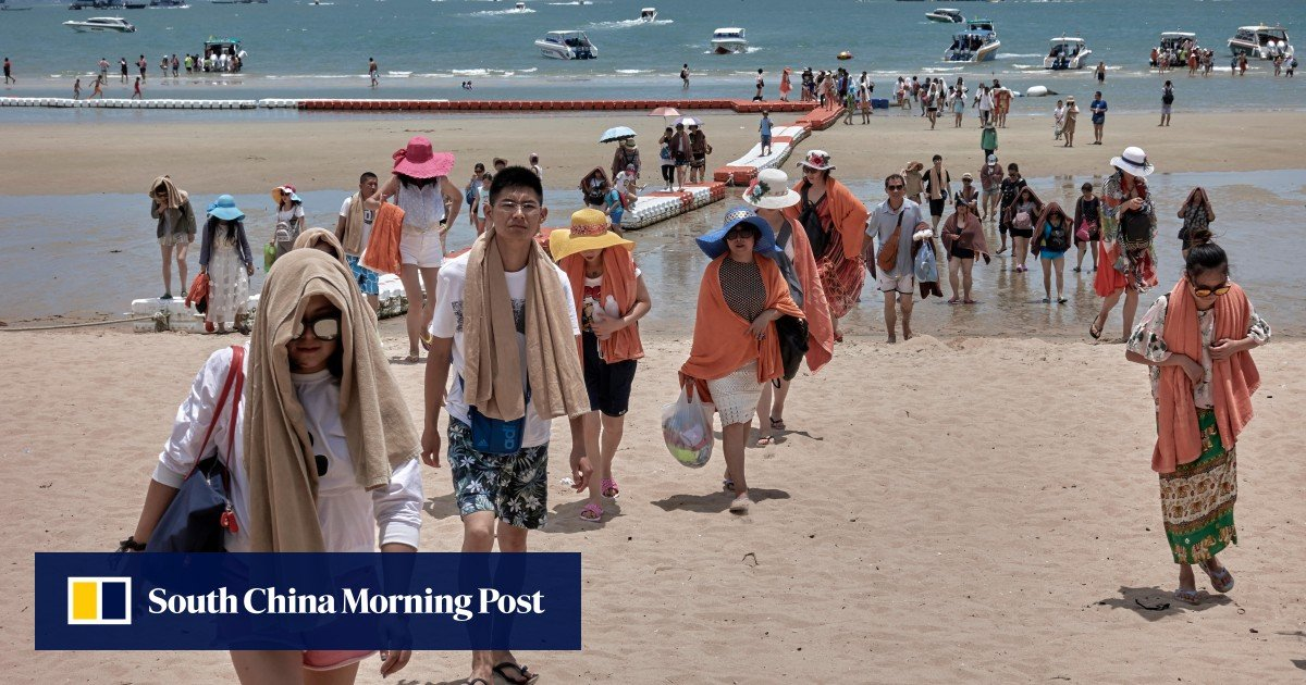 Indian tourists flock to Thailand – will they soon outnumber Chinese?