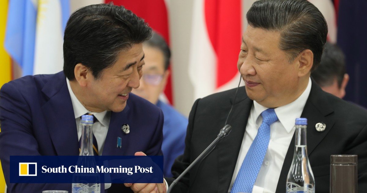 China may be courting Japan to cooperate with belt and road to allay controversy after yuan clearing deal