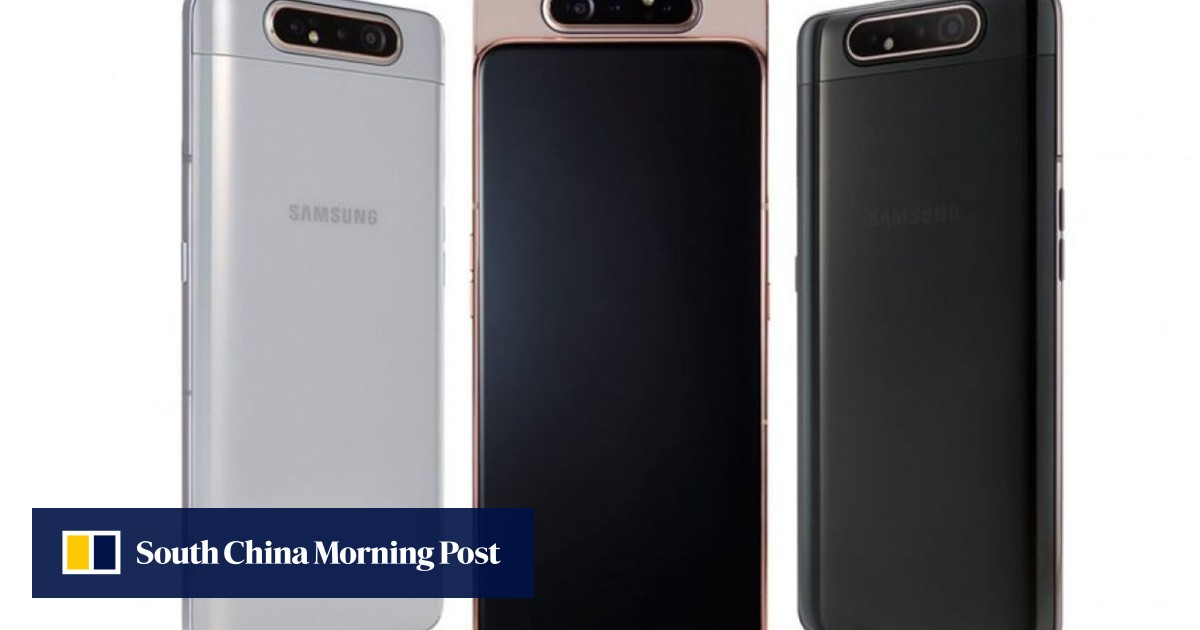 Samsung Galaxy A80 smartphone full review: no selfie camera