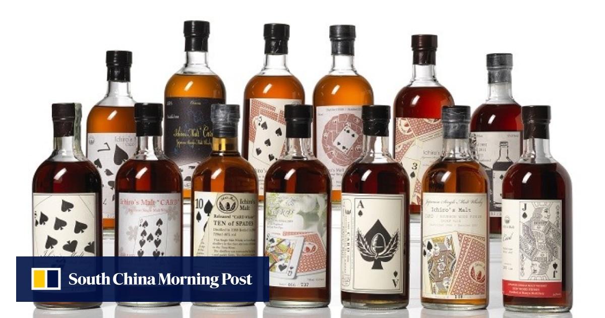 Will this ultra-rare Japanese whisky collection – Hanyu Ichiro's