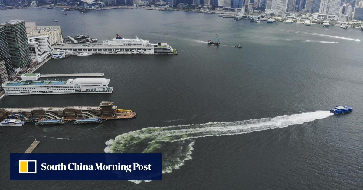 Hong Kong mall landlord Wharf says 'perfect storm' of trade war
