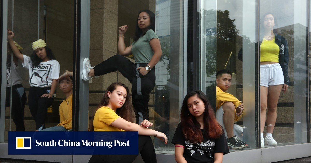 Hong Kong hip-hop crew got that feeling in their bodies that means