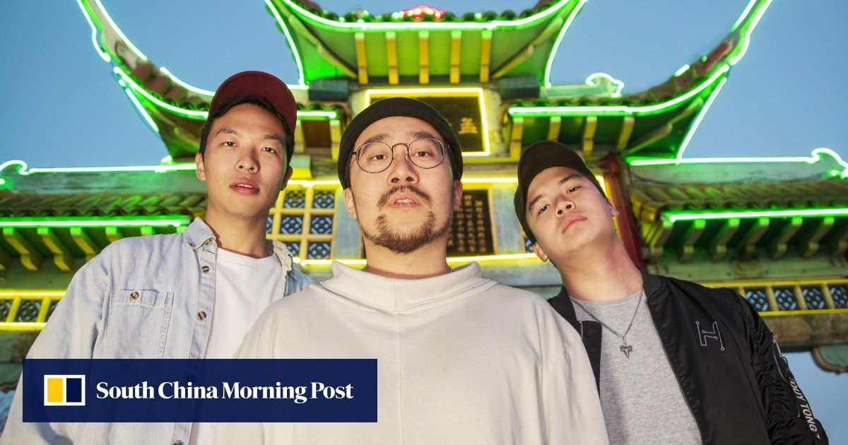 The Chinese-American rappers dishing up trap hits – and making the