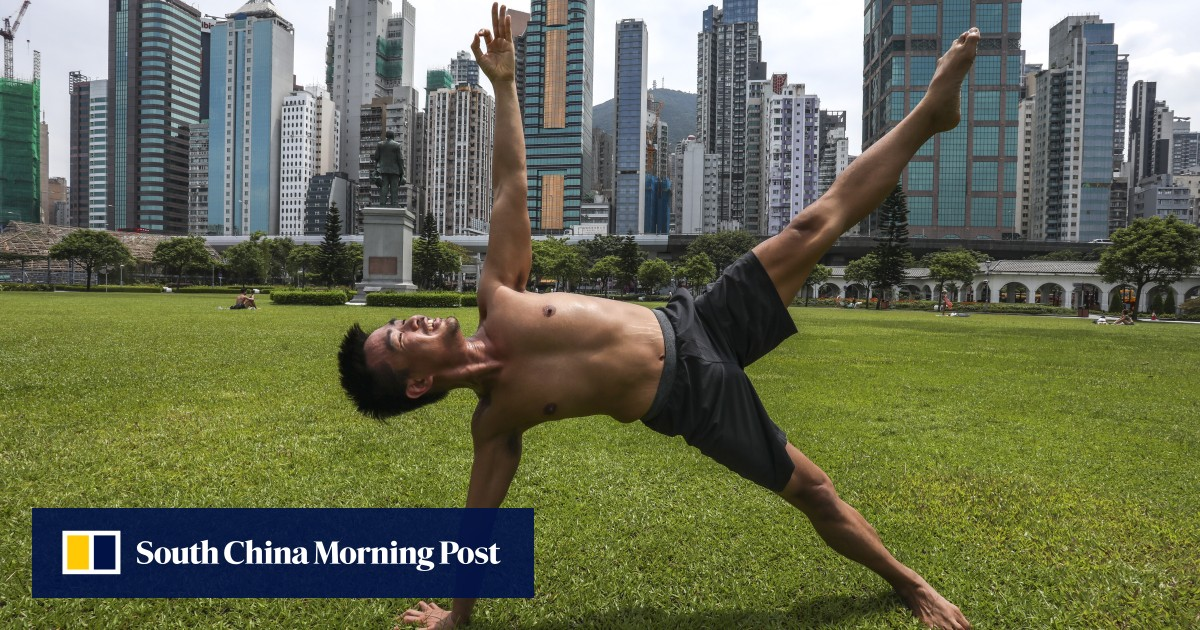 How yoga helped two people overcome addiction, depression - South China Morning Post