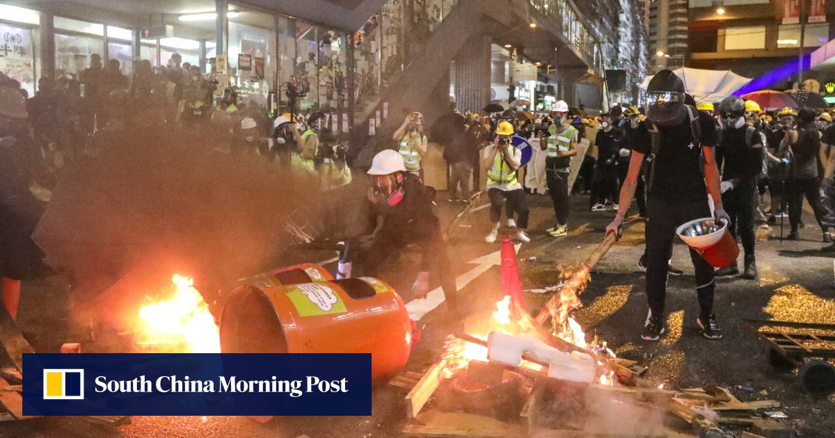 Independent panel to investigate Hong Kong protest crisis