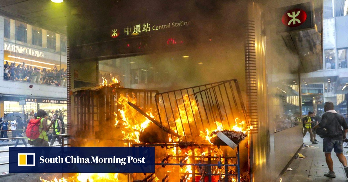 Hong Kong protests: peaceful pleas for United States