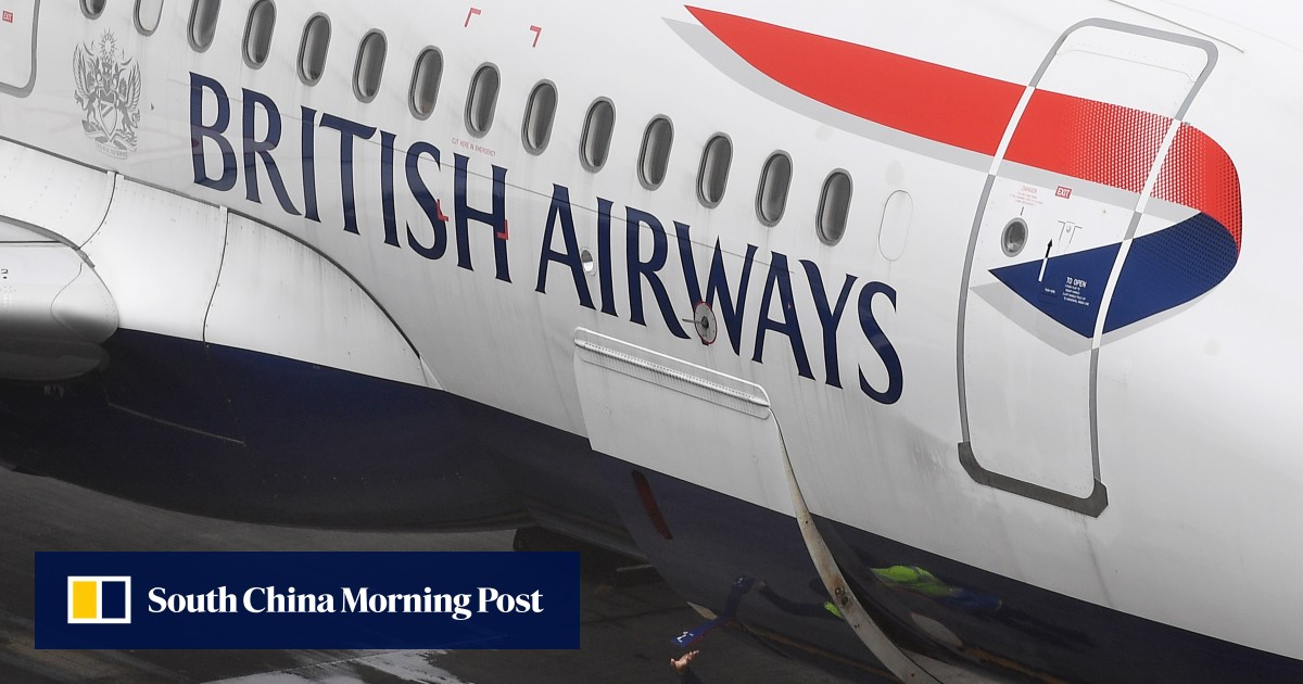 195,000 passengers hit as British Airways faces first global