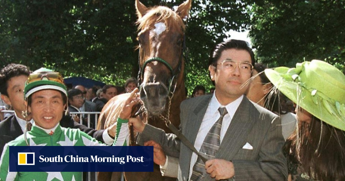Police in Japan investigating after manes of famous racehorses partially cut off, one put up for sale online