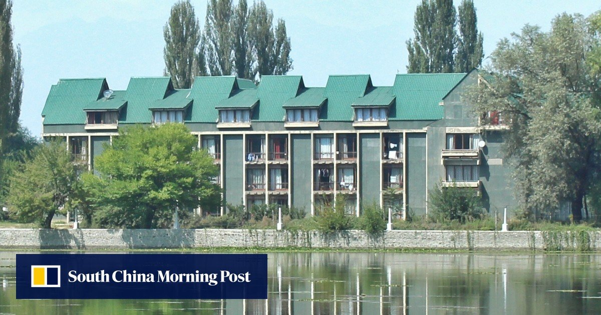 How a four-star hotel in Indian-held Kashmir became a political prison