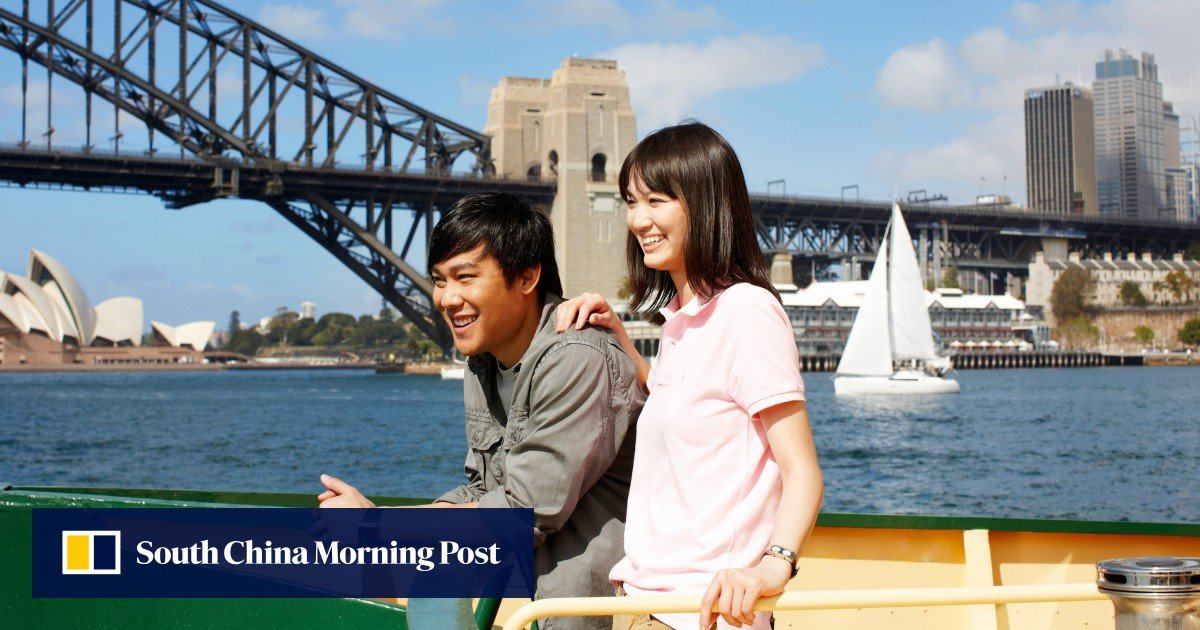 Chinese tourists and students are turning away from Australia as trade war takes toll