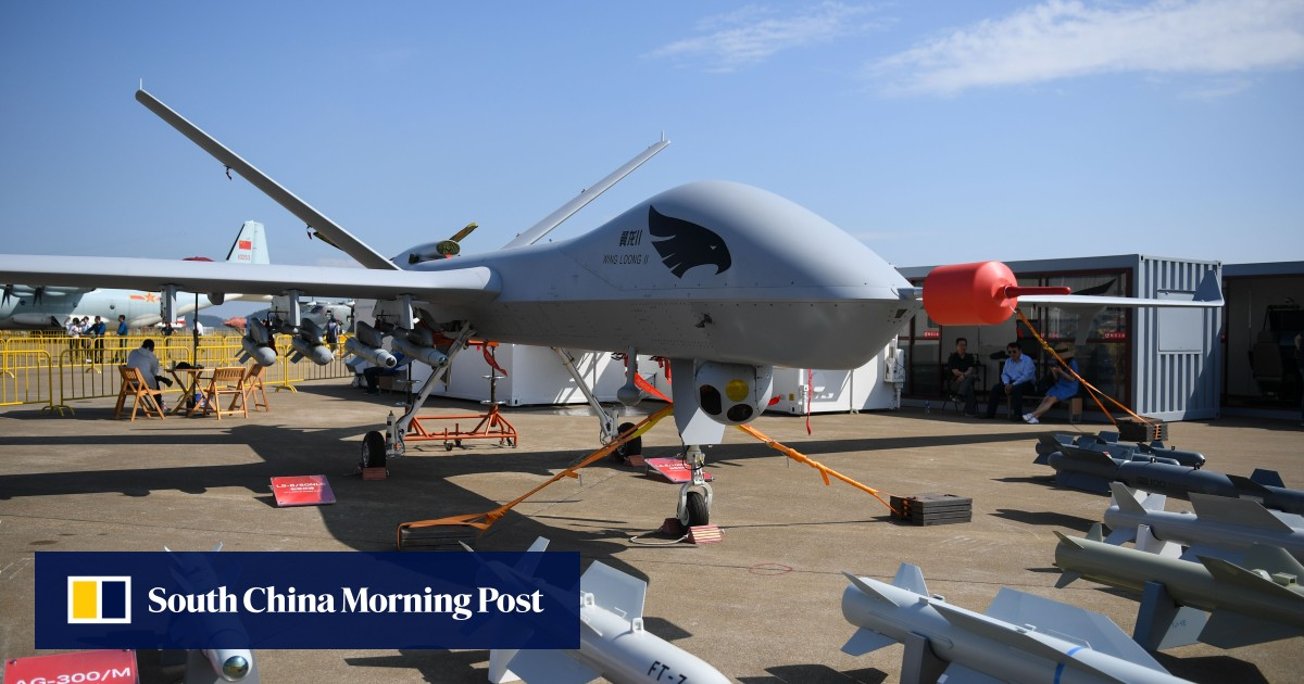 Chinese drones hunt Turkish drones in Libya air war