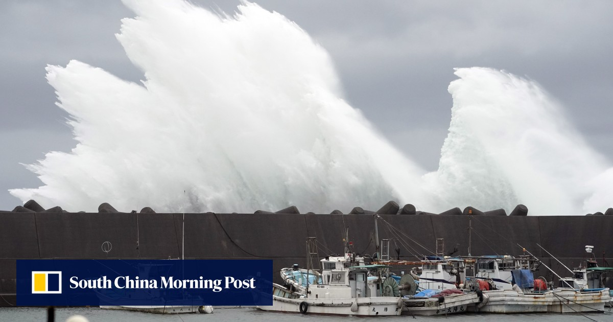 Over 1 million people urged to evacuate ahead of powerful Typhoon Hagibis' arrival in Japan
