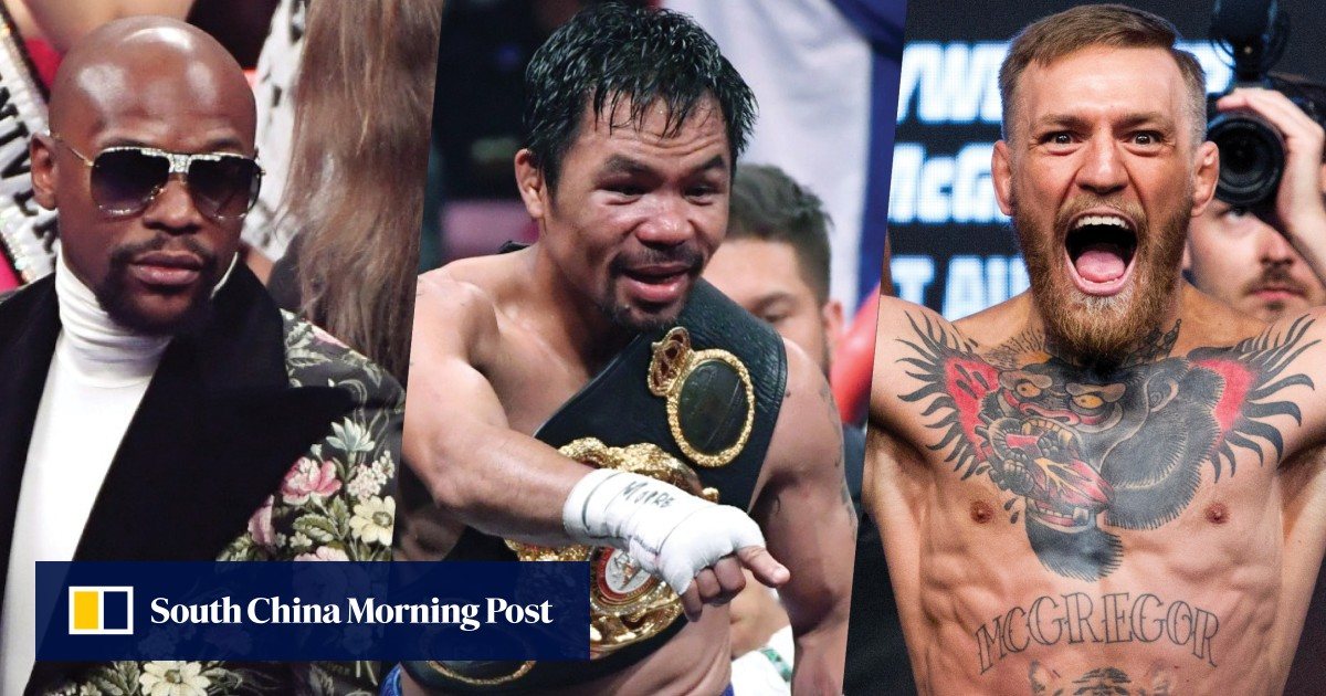 What do millionaire MMA fighters do outside the ring? - South China Morning Post