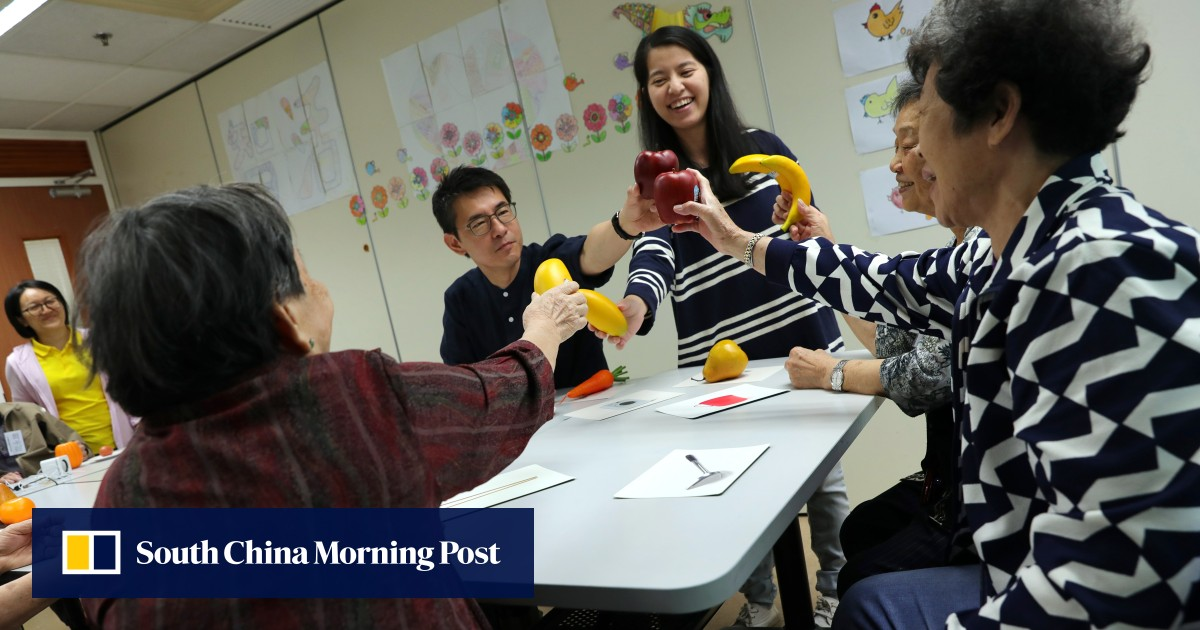 Charles K Kao Foundation for Alzheimer's Disease teams with local care centres to provide cognitive training for Hong Kong's elderly dementia patients