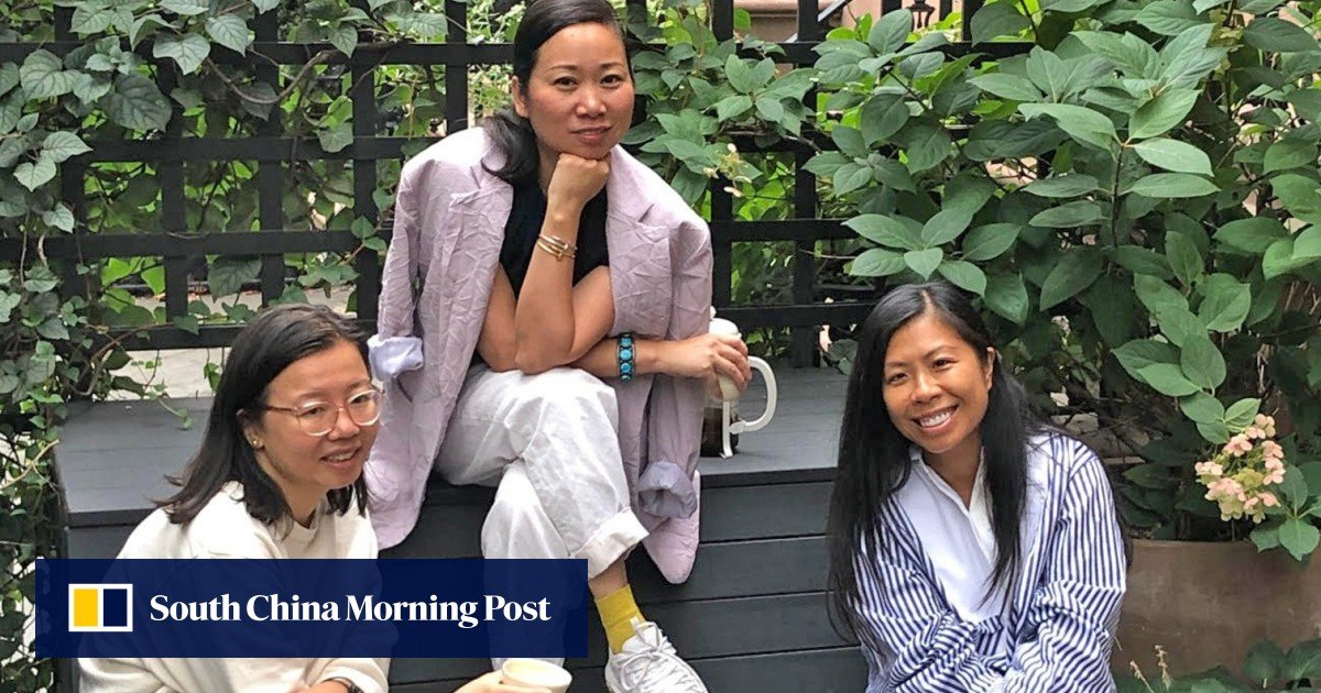 www.scmp.com: Beauty, wellness, personal journeys – fashion trio start online platform to give Asian-American women a voice, and say 'We want women to build a community'