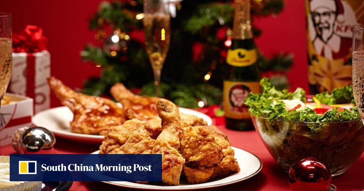 7 Christmas dinners from around the world: which would you prefer?