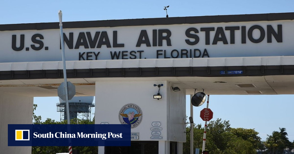 Chinese man charged with taking photos of US Navy base in Florida