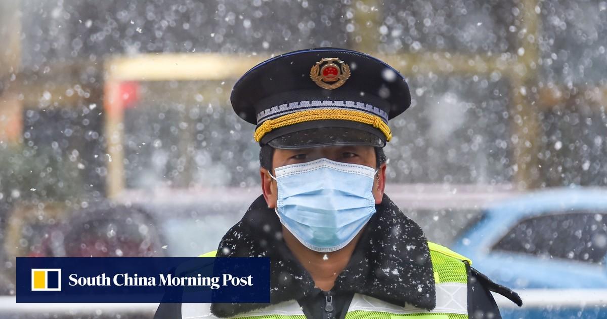 Coronavirus: China's Hubei province tells everybody to stay home