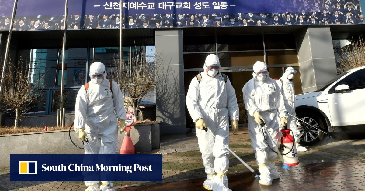 Coronavirus: South Korea in crisis mode as Daegu cases surge
