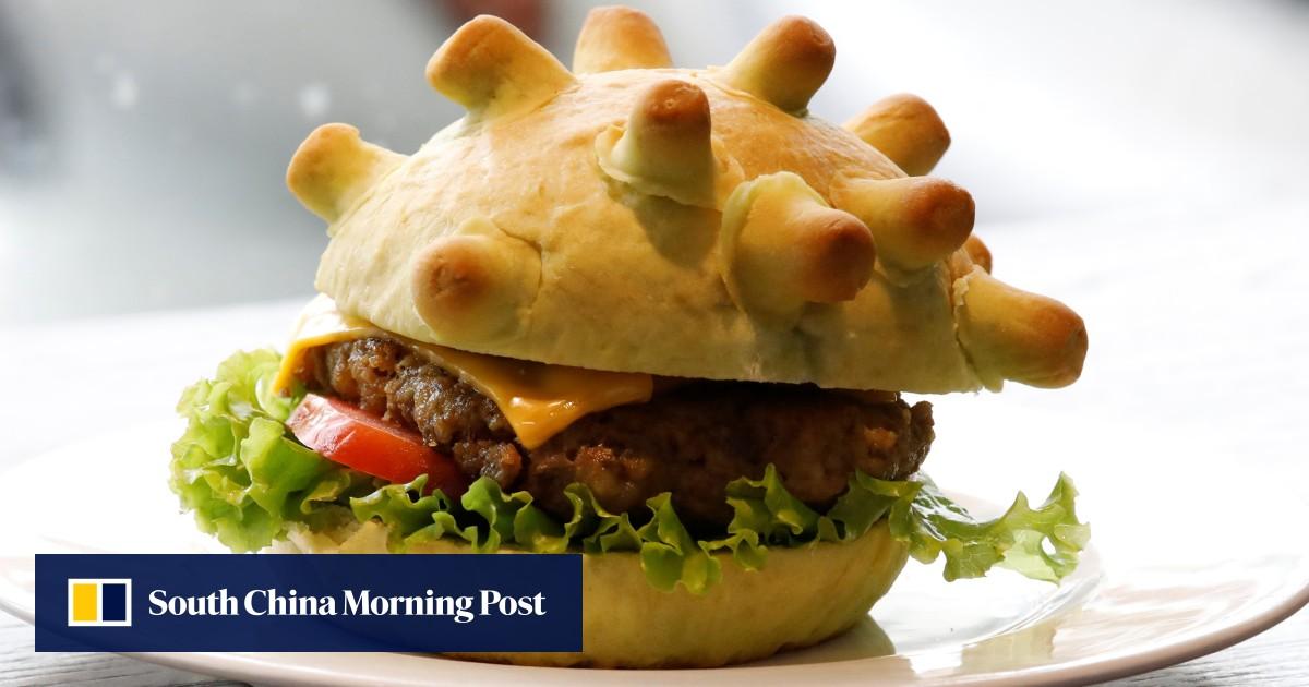 This Vietnamese restaurant is selling burgers shaped like coronavirus