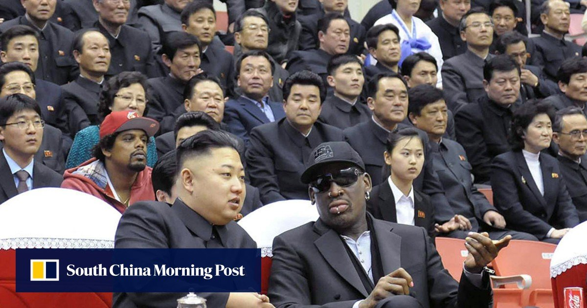 Dennis Rodman in North Korea: the adventures of an accidental ambassador thumbnail