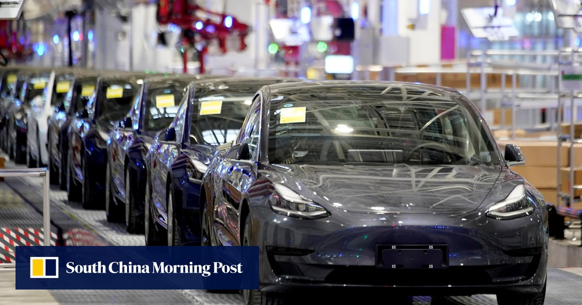 Tesla's secret batteries aim to bring cost of electric vehicles down