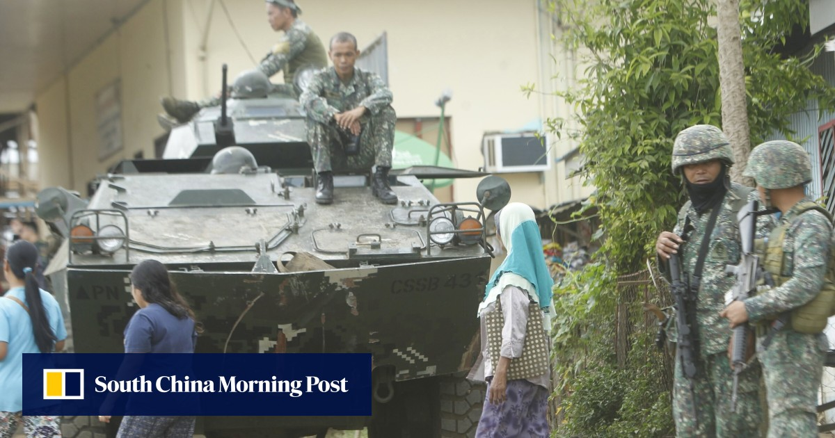Philippine army says killing of 4 soldiers by police was murder, not mix-up - South China Morning Post