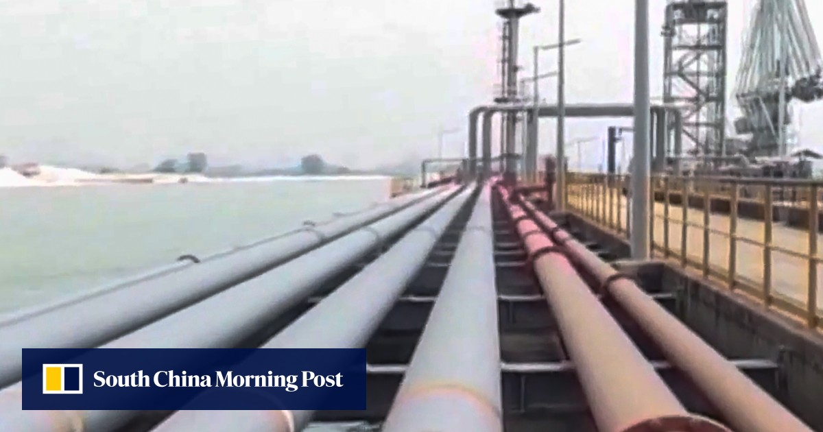 Work begins on Nigeria's China-funded US$2.8 billion gas pipeline