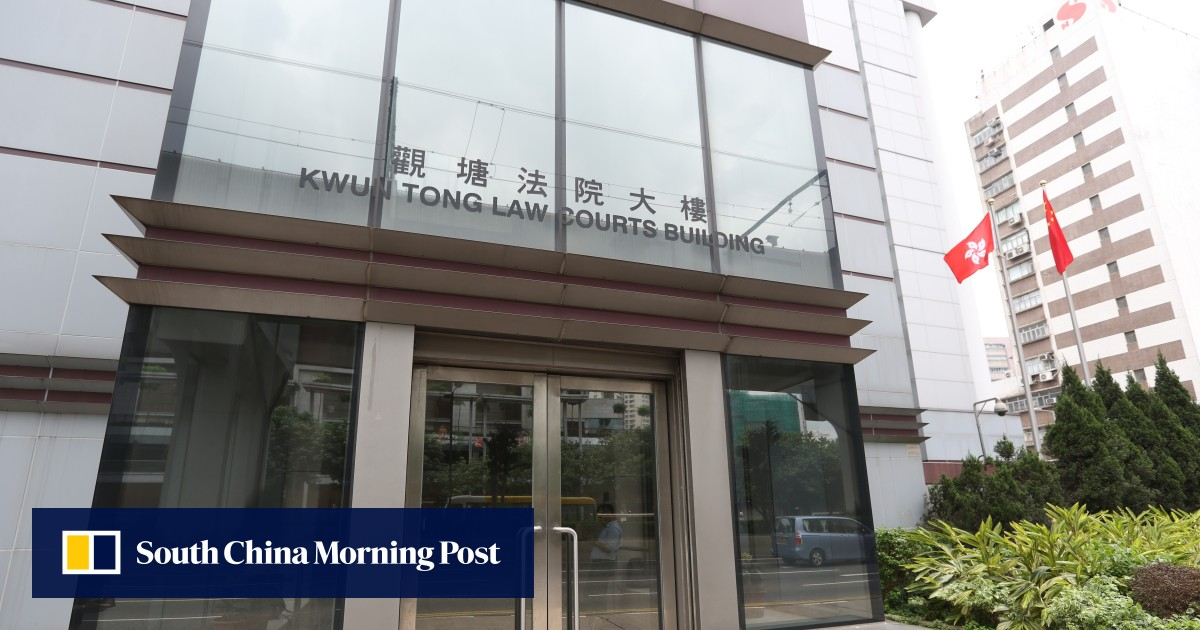 scmp.com - Court acquits Hong Kong man accused of pushing policeman during protests