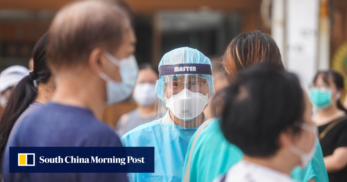 scmp.com - Medical source: 14 more cases of Covid-19 in Hong Kong