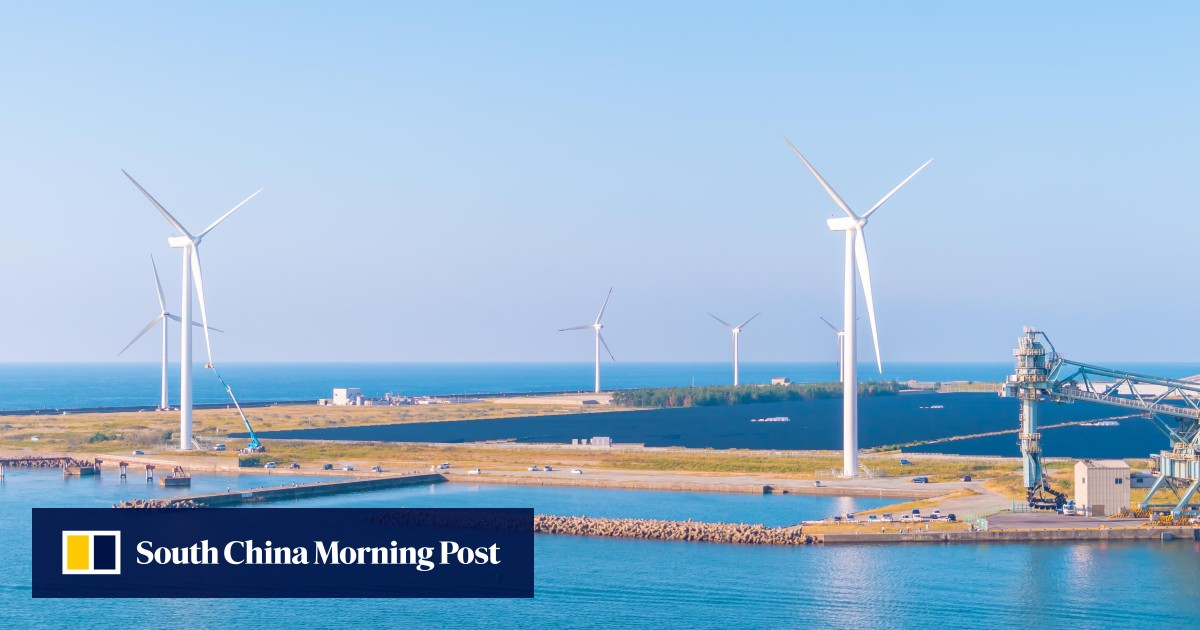 Japan moves to protect undersea features as it powers up its wind farms