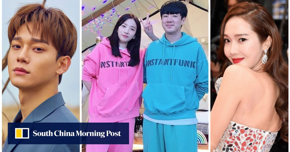 Exo S Chen Girls Generation S Jessica Jung And 2 Other K Pop Idols Who Shocked Fans By Dating Non Celebrities South China Morning Post