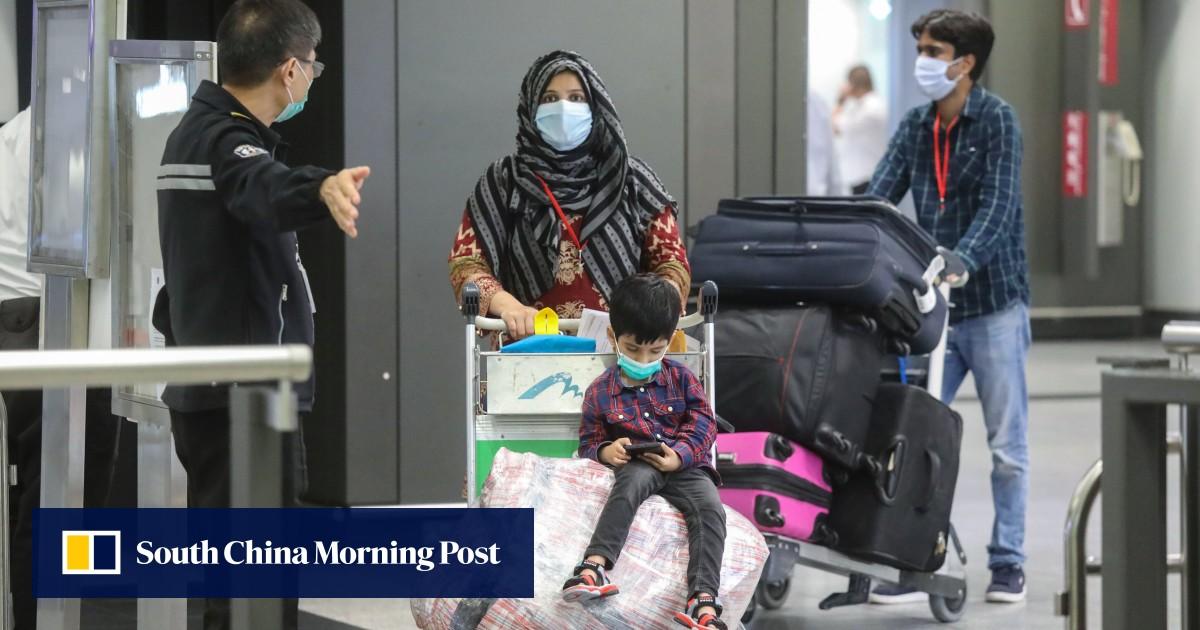 Emirates halts Hong Kong flights amid Covid-19 clampdown