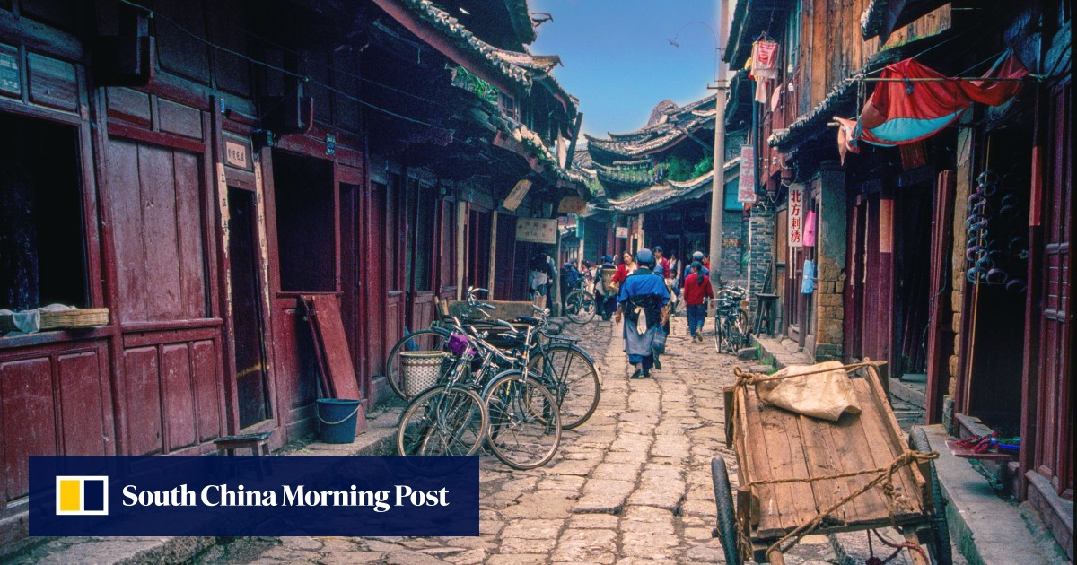 The Scot who's spent 33 years photographing China in flux