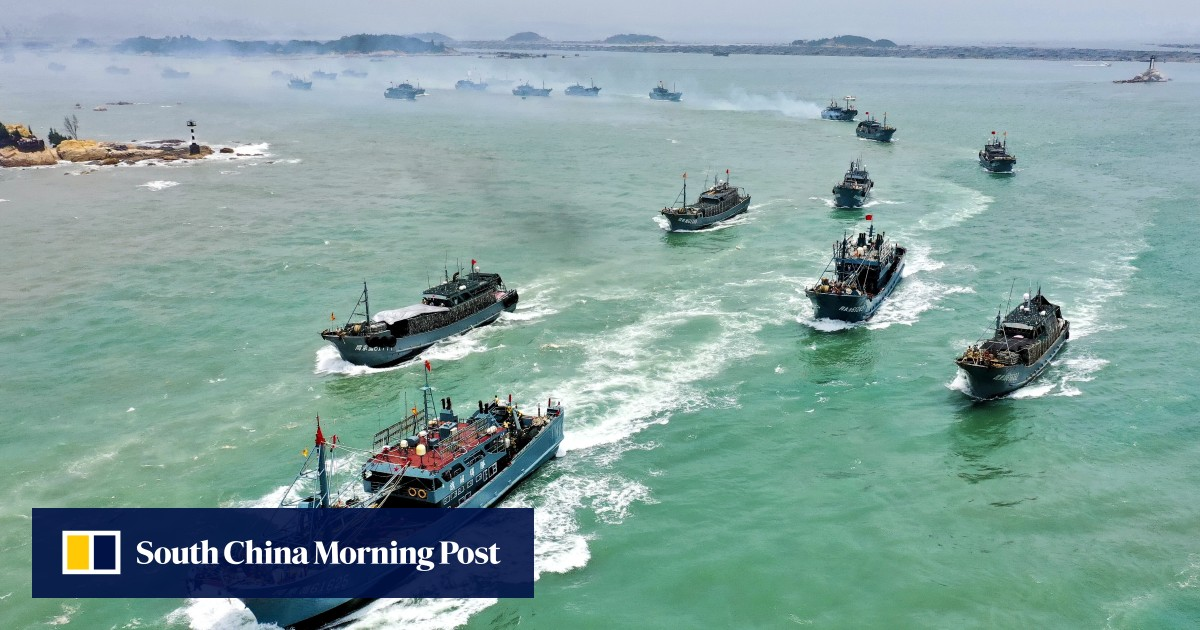 End of Chinese fishing ban risks further tension with Japan over disputed islands - South China Morning Post