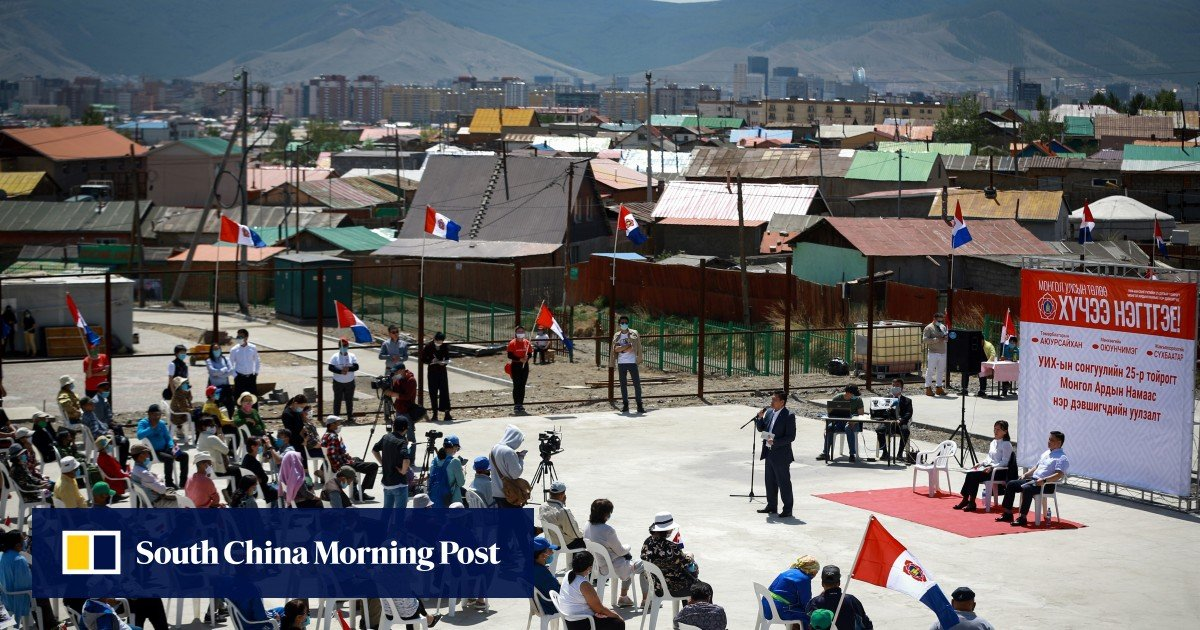 US-China tensions: why Mongolia is in the middle of a new cold war
