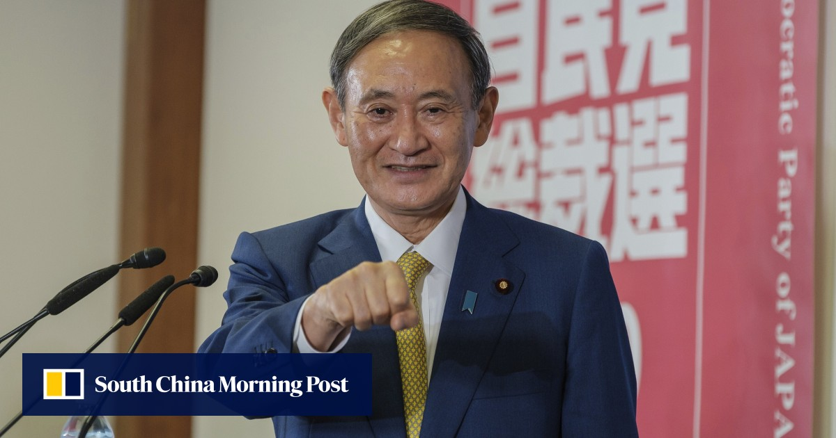 Will Yoshihide Suga break Japan's 'curse' of quick turnover of prime ministers?