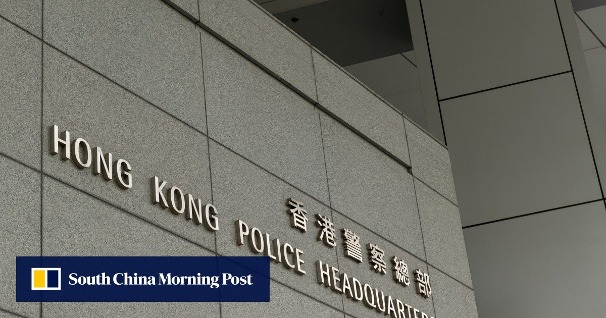 Man found guilty of rioting outside police HQ during Hong Kong protests
