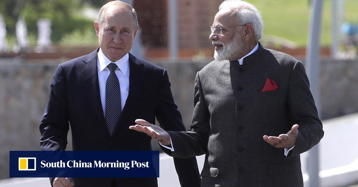 Why Russia's getting involved in the China-India border dispute