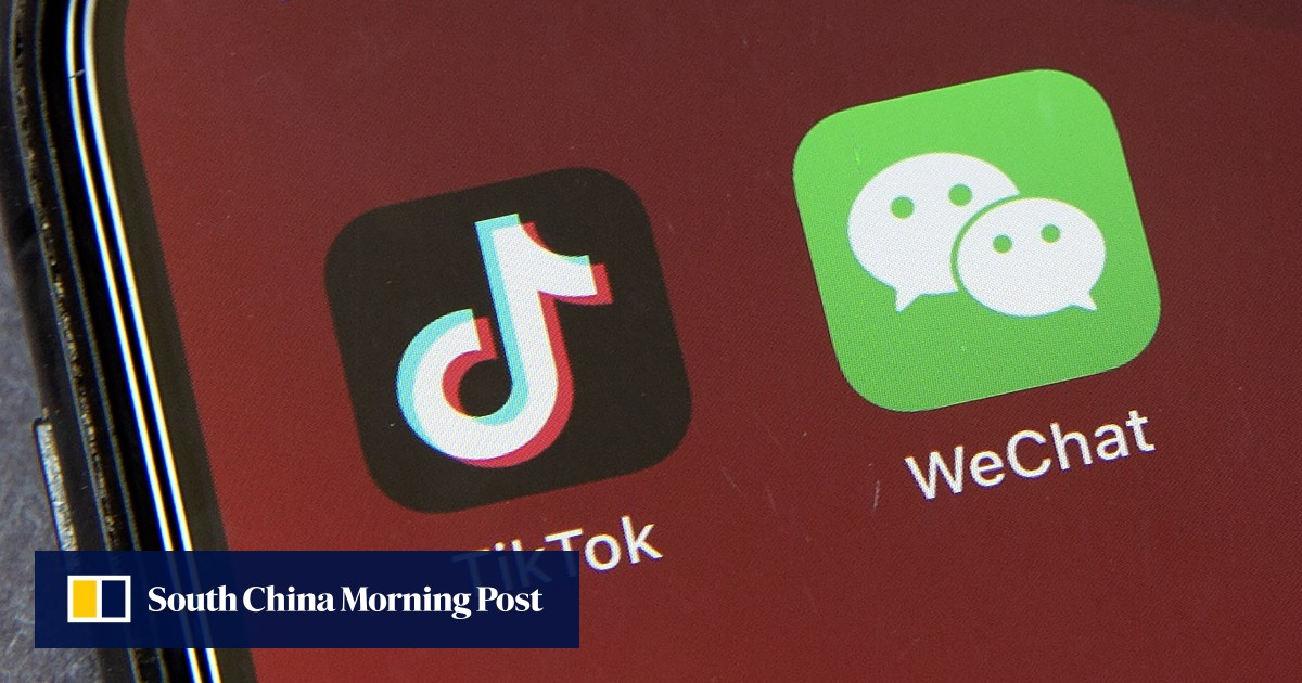 China blasts US ban as WeChat users prepare for workarounds