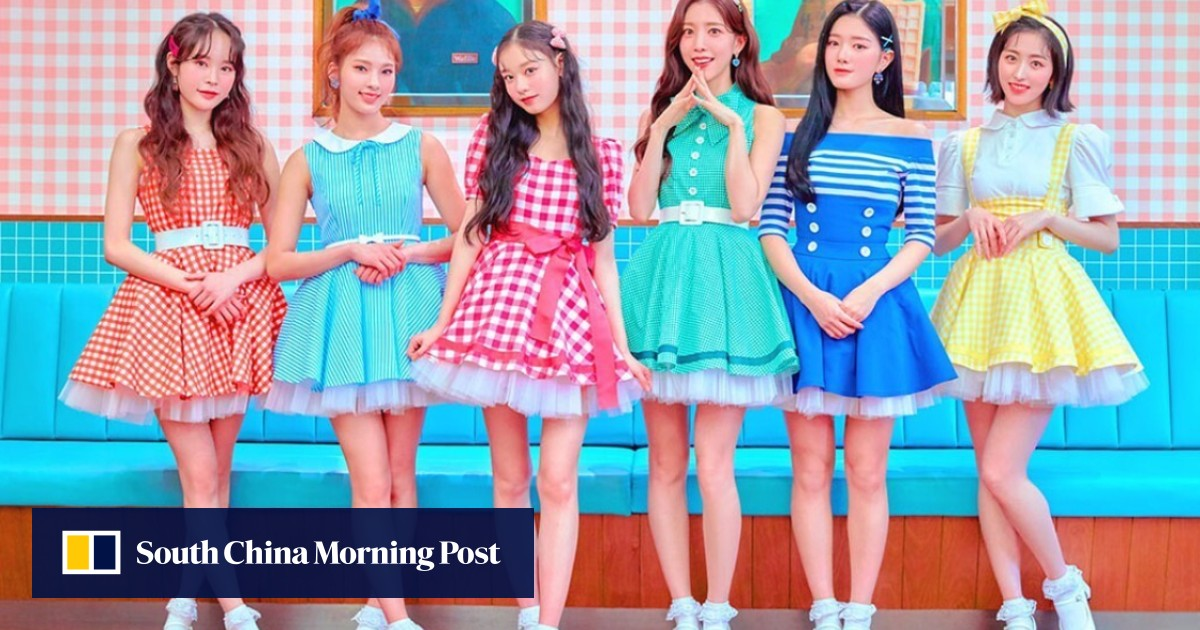 'Why are you covering their legs?' K-pop objectification row