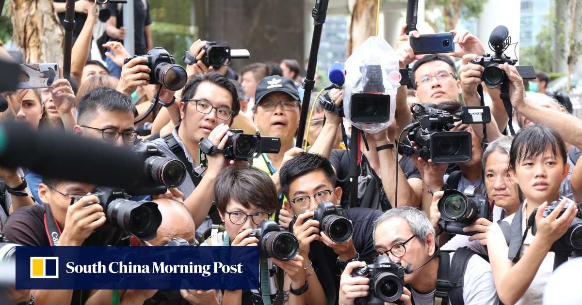 Who qualifies as 'media' in Hong Kong? Police revising internal definition