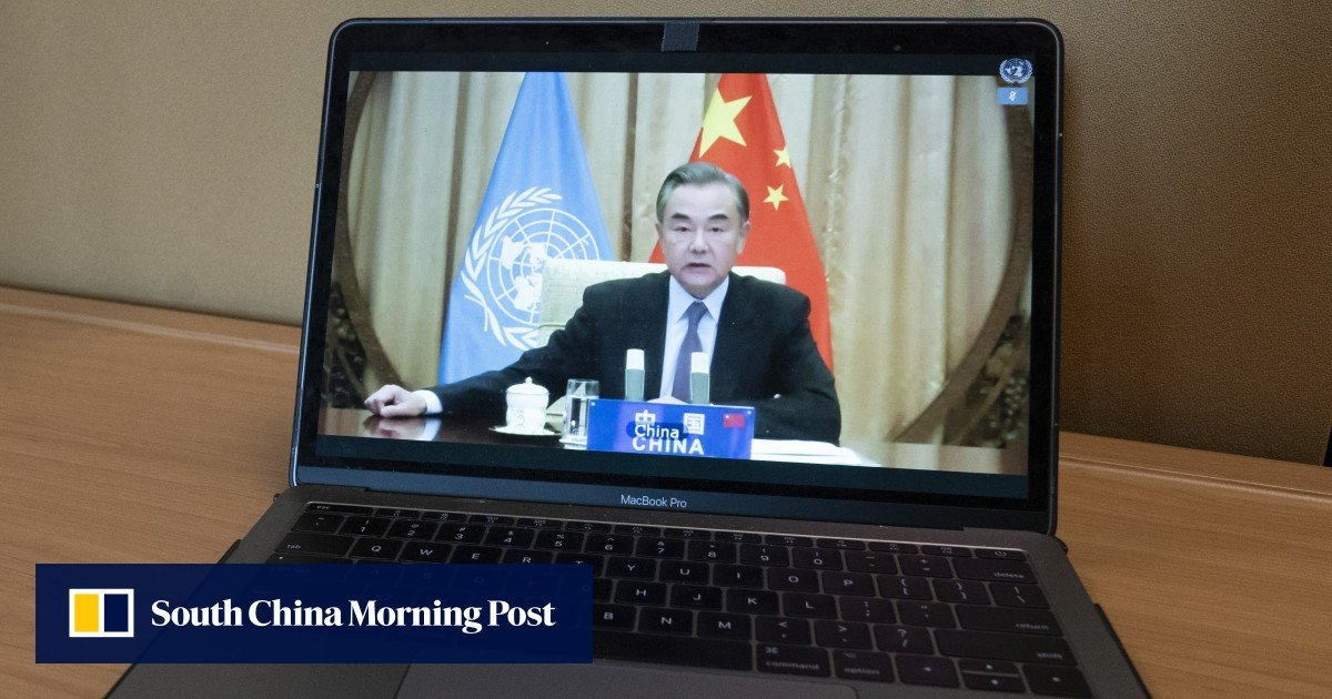 Chinese foreign minister calls for global cooperation at UN, Asia meetings