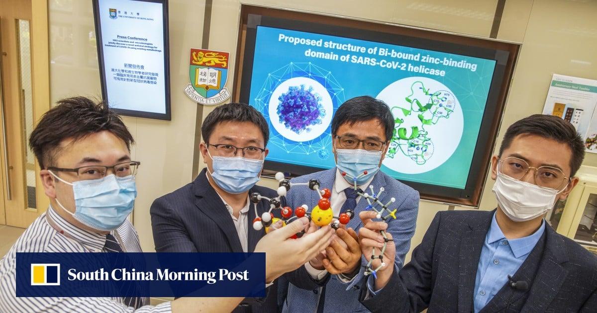 Hong Kong researchers find common drug could halt coronavirus replication