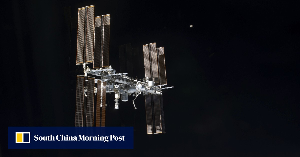 Space station crew use tea leaves to find elusive air leak