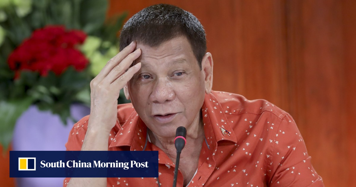 Duterte says he can be held responsible for drug war killings