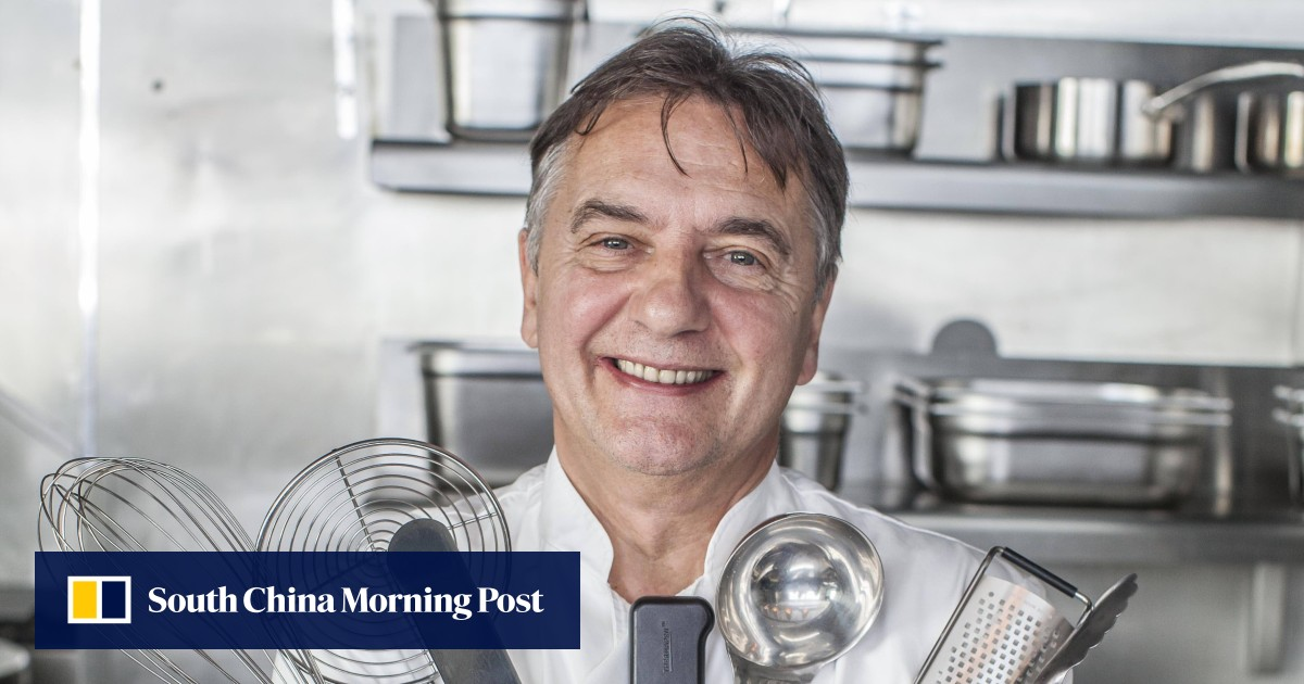 What Michelin-starred chef Raymond Blanc cooks at home