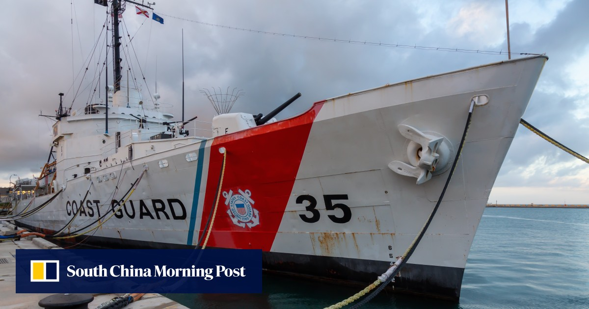 US may send more coastguard ships to counter China's illegal fishing - South China Morning Post