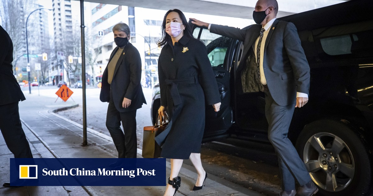 Canadian officer denies 'cover up' about Meng's Wanzhou's phones and FBI