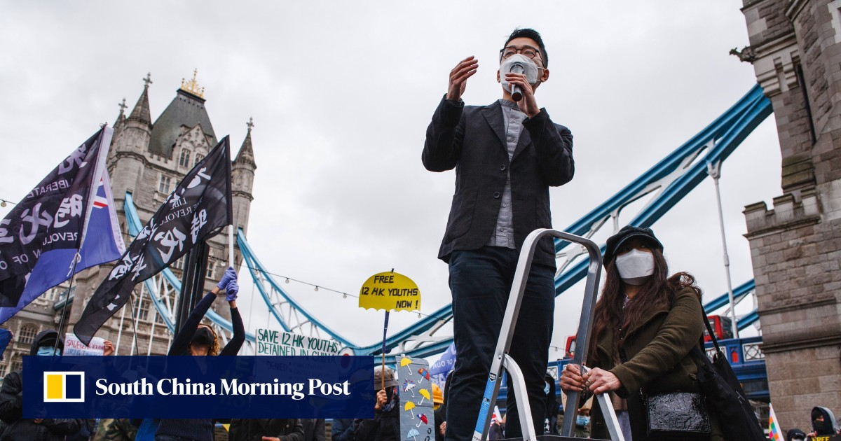 Hong Kong Activist Nathan Law Reveals He Has Applied For